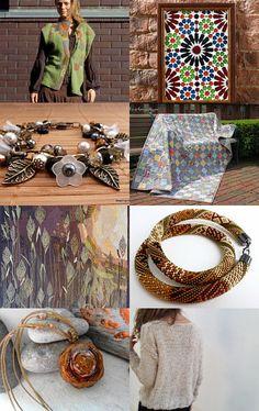 boho autumn by Svetlana Pershina on Etsy--Pinned with TreasuryPin.com