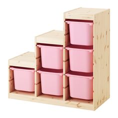 TROFAST Storage combination IKEA A playful and sturdy storage series for  storing and organizing toys,