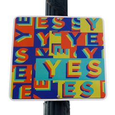 17 | Stephen Powers Makes City Streets Less Dull With His Colorful, Hand-Painted Signs | Co.Design | business + design