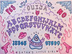 witchy things — I compiled some of my favorite lockscreens. Pastel Goth Art, Pastel Grunge, Goth Wallpaper, Posca Art, Arte Sketchbook, Flash Art, Creepy Cute, Kawaii Art, Pink Aesthetic