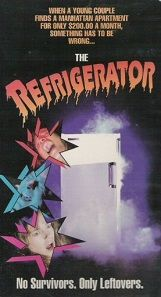 The Refrigerator (1991) $19.99; Stars Julia McNeal, Dave Simonds and Phyllis Sanz. This film comes from a French import print.
