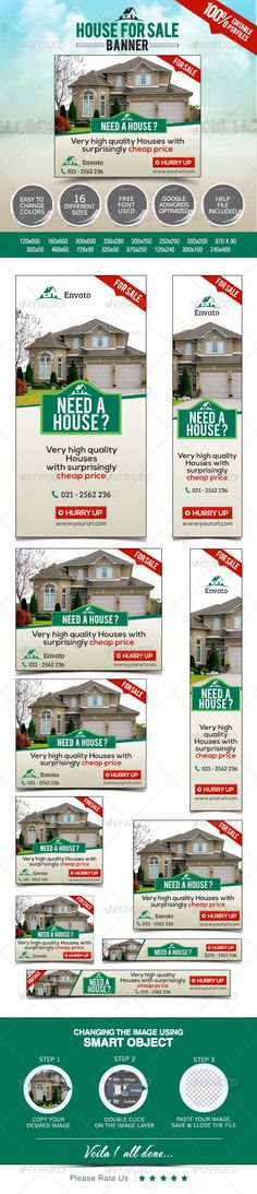 Real Estate Web Banners Template PSD | Buy and Download: http://graphicriver.net/item/real-estate-banners/7800966?WT.ac=category_thumb&WT.z_author=doto&ref=ksioks