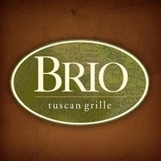 Brio - dinner w the Russo's. Yum! 2/19/13