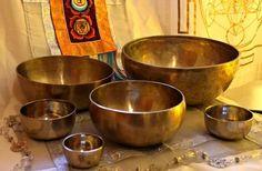 Experimenta la magía espiritual con los cuencos tibetanos