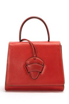 Vintage Loewe Leather Handbag on HauteLook
