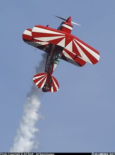 Pitts S-2S Special aircraft