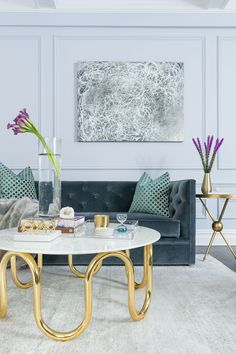 An interior design pro's simple tips for adding instant glam to your home.