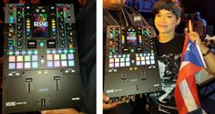 Images of what looks to be a new two-channel Serato DJ scratch mixer from Rane have surfaced following the 2017 DMC Championships. Pics from Reddit and DJ Perly's Facebook Page