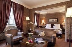 Votre Suite au Normandy Barrière de Deauville   France #France #Normandie #Normandy #Deauville #Hotel #Chambre #Bedroom