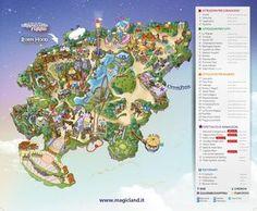 Visita il parco | Rainbow MagicLand