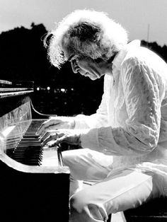 Dave Brubeck (December 6, 1920 – December 5, 2012 .. American jazz pianist and composer, considered to be one of the foremost exponents of cool jazz.