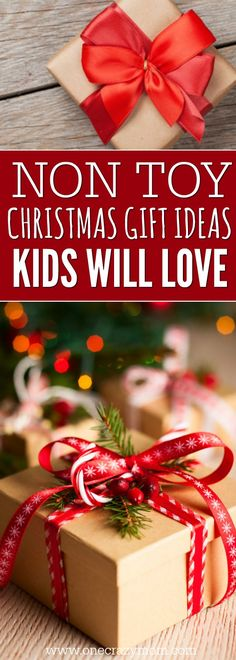 find christmas gifts for kids they will love 20 non toy christmas gift ideas for