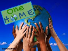 """One Home"" Earth Day Math"