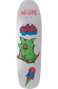 Welcome skateboards >>>>>>