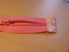 great zipper tutorial for bags