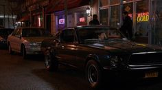 Ford Mustang (1967) and Chevrolet Malibu (2000) cars in BROOKLYN NINE-NINE: THE BET (2014) #Ford @Chevrolet Ford Chevrolet, Chevrolet Malibu, Comedy Tv Series, Ford Mustang 1967, Car Brands, Hot Rods, Brooklyn, Classic Cars, Entertaining