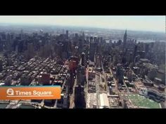 VIDEO: Complete NYC Helicopter Tour #travel