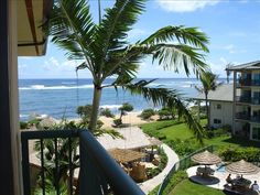 Waipouli Vacation Rental - VRBO 108635 - 1 BR Coconut Coast Condo in HI, Ocean Front,Ocean&Pool View,Waipouli Beach 'a'401 Penthouse