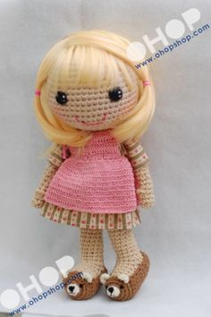 amigurumi doll - Google Search