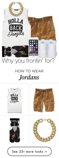 """On my G ish"" by brooklyn-taylor-ford on Polyvore featuring Forever 21"
