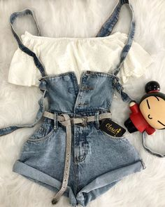 Spring Outfits That Aren't Just Floral Dresses - Page 28 of 46 - bestcombin Clueless Outfits, Teen Fashion Outfits, Jean Outfits, Cute Fashion, Trendy Outfits, Trendy Fashion, Girl Outfits, Fashion Looks, Teenager Outfits