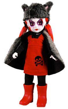 Kick-arse Muñecas Y Accesorios Living Dead Dolls Hit Girl Living Dead Dolls Exclusive Mezco Ldd Comfortable Feel