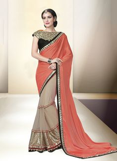 Link: http://www.areedahfashion.com/sarees&catalogs=ed-3929 Price range INR 3,502 to 7,020 Shipped worldwide within 7 days. Lowest price guaranteed.