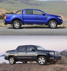 2013 Ford Ranger Vs 2013 Honda Ridgeline Concept, Design Interior and Powertrains   Honda Release, Review