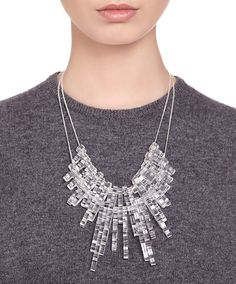 Limited Edition Smashed Screen Statement Necklace