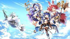 Gochuumon wa Usagi Desu ka?? Online Gacha Game Released