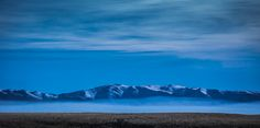 While I was working with the Google team, taking photos of the Loon project, I went out one evening to see this. It is very close to Tekapo, where all the Google Loon Balloons were launching from. Sometimes right before dusk there is a nice inversion layer that makes everything extra-dreamy. - Canterbury, New Zealand - Photo from #treyratcliff Trey Ratcliff at http://www.StuckInCustoms.com