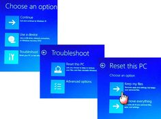 If your Windows 10 system goes awry, it's good to know that you have tools to help revive it--without losing any data. Using Windows 10, Keep On, Usb Drive, Good To Know, How To Remove, Let It Be, Tech, Tools, Instruments