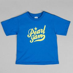 2012 PEARL JAM NOSTALGIC KIDS BLUE SHIRT 1231  $24.99  Made by Spectra    Approximate Measurements:  S - 13.5 x 15.75  M - 14 x 17  L - 15.5 x 18  Xl - 16.5 x 20