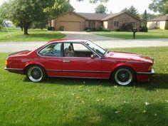 1985 BMW 635 csi for sale