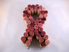 Breast Cancer Ribbon | Breast Cancer Awareness | Wine