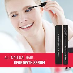 Reveal the real beauty of your eyes. Transform weak, uneven and sparse hairs into healthy-looking beautiful full eyelash and eyebrow growth serum that works. Long Thick Eyelashes, Thicker Eyelashes, Eyebrow Makeup, Eyebrow Tips, Eyebrow Pencil, Eyeliner, Eyebrow Growth Serum, Best Eyebrow Products, Beauty Products