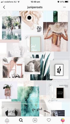 Judith creates a beautiful puzzle feed and collages. she sticks to a color palette. all of this mixed together makes her feed unique. Instagram Design, Instagram Feed Layout, Feeds Instagram, Instagram Grid, Instagram Marketing, Photoshop, Grid Layouts, Social Media Design, Instagram Fashion