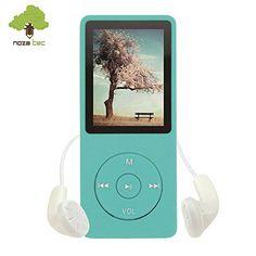 NOZA TEC LCD 16GB MP3 MP4 Video Stereo e-Book Musica Radio FM Oro: Amazon.it: Elettronica