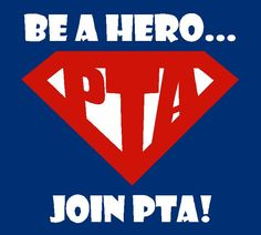 Be a Hero... Join PTA! t-shirt