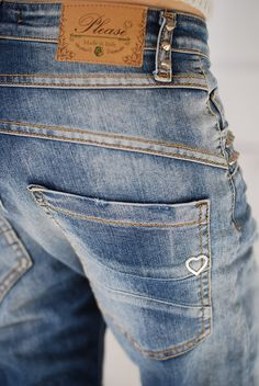 Harem jeans | Desigual.com | Denim | Pinterest | Woman clothing ...