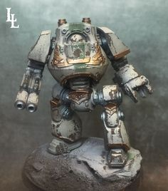 Painting the Legions Death Guard Contemptor Dreadnought Tutorial ~ LilLegend Commission Painting Studio Painting Studio, Painting Tips, Imperial Knight, Painting Services, Warhammer 40000, Knights, Diorama, Minis, Death