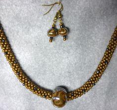 $45.00 lampwork focal bead