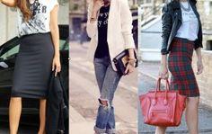 fall fashion: chic statement tees