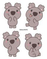Sweet Koala by Daieny