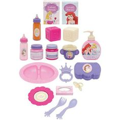Disney Princess Deluxe Doll Care Set by CDI. $36.31