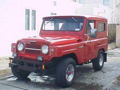 1967 Nissan Patrol, 2006