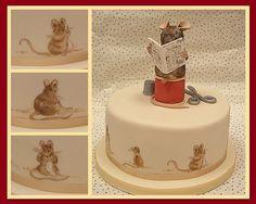 The best Beatrix Potter cake EVER!