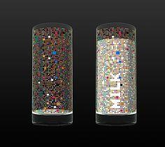 Cipher Drinking Glasses | Diskursdisko