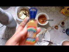 Faça tinta RELEVO 3D Metal colors,DIMENSIONAL@PRATA E OURO@Barato e Fácil!Receita caseira - YouTube Do Video, Glue Gun, Craft Tutorials, Diy Painting, Glass Bottles, Paper Flowers, Decoupage, 3 D, Diy And Crafts
