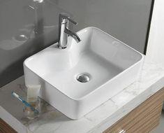 MEXEN EVA UMYWALKA NABLATOWA 49x38 cm STAWIANA 7446127764 - Allegro.pl Pribor, Faucet, Sink, Vessel, Rectangle Shape, Home, Rectangle, Home Decor